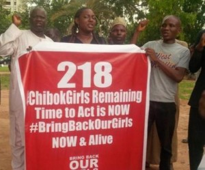 First-of-missing-219-Nigerian-schoolgirls-found-alive-says-others-are-in-forest-nearby