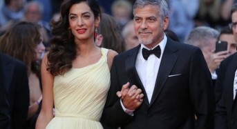 George and Amal Clooney picture perfect in Cannes