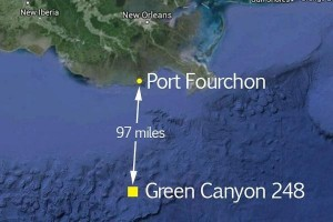 More-than-2000-barrels-of-oil-spilled-in-Gulf-of-Mexico