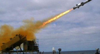 New U.S. Navy testing of Norwegian missile