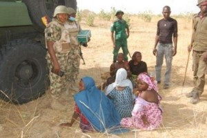 Nigerian-army-400-hostages-freed-from-Boko-Haram
