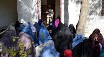 Pakistani men can 'lightly beat' women, Islamic council leader proposes