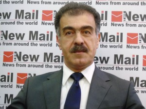 Sefin dzay the official spokesman for the Kurdistan Regional Government