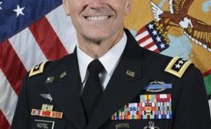 Top US commander makes unannounced visit to Syria