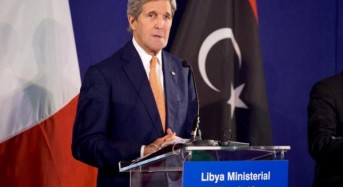 U.S., other nations back arming Libya's government to fight ISIS
