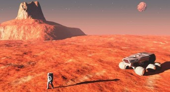 Mars Conquest by Elon Musk