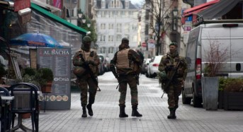 3 arrested in Belgium for terror-related offenses