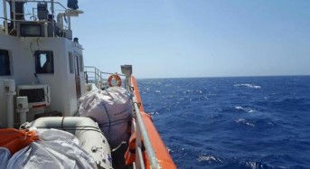 Another refugee boat sinks off Libyan coast, 100 bodies recovered