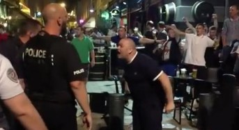 British, Russian soccer fans riot outside Euro16 match in France