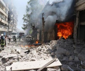Children-among-dead-in-Aleppo-Syria-hospital-airstrike