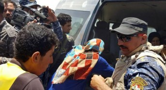 Civilians who fled Fallujah facing lack of food, water in refugee camps