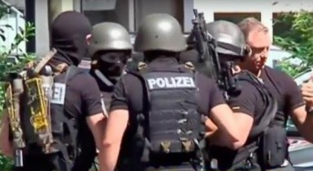 Movie theater gunman in Germany killed by police; unclear if gun was real