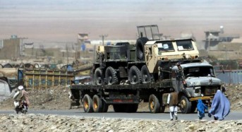 NATO to stay in Afghanistan for four more years at cost of $5 billion per country