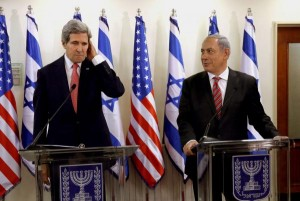 Netanyahu-Kerry-expected-to-meet-next-week-in-Europe