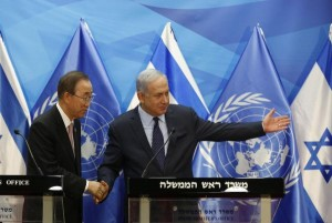 Netanyahu-asks-UN-chief-to-help-win-release-of-Israelis-from-Hamas