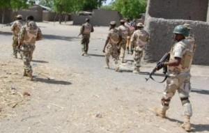 the Nigerian armyn-army-Boko-Haram-militants-disguising-themselves-as-hunters