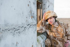 Primary-care-doctors-OK-for-PTSD-depression-in-military-members-Study