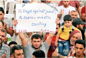 Rural-Syrian-towns-long-running-protests-target-multiple-enemies