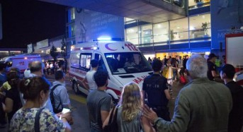 Turkish police arrest 11 more in connection with airport bombing