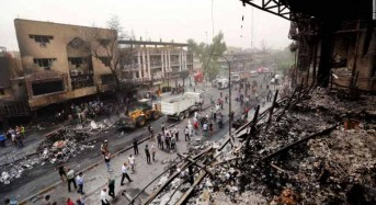Ministry of Health: Toll of Karrada bombing reaches 292