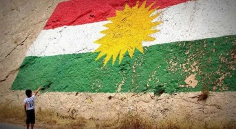 Declare formal support for the idea of Kurdistan as an independent country if its people wish it to become one.