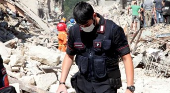 At least 250 killed by Italy earthquake as more aftershocks jolt rescue efforts