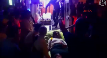 Dozens killed and injured in explosion targeting wedding party in Turkey