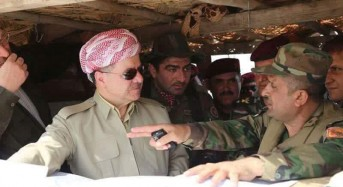 Kurdish forces take back villages from Islamic State