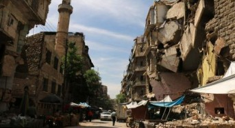 Germany pleads for Russia, Syria to allow aid in Aleppo