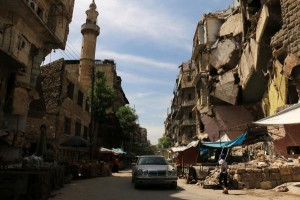 Assad-regime-accused-of-dropping-chlorine-bombs-on-Aleppo-civilians