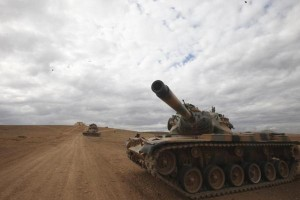 Special Ops forces help Turkish troops in Syria; allied rebels turn against U.S. troops