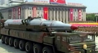 KCNA: North Korea has passed 'final gateway' to becoming nuclear power
