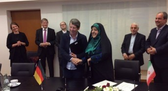 Iran media blooper: German female minister mistaken as man, sparked outrage over handshake