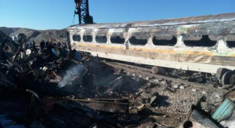 At least 44 killed in train crash in Iran; dispatcher possibly at fault