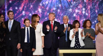 Melania and Barron not moving to D.C. when Donald Trump becomes president