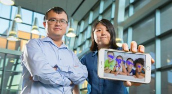 Student develops smartphone app for early autism detection