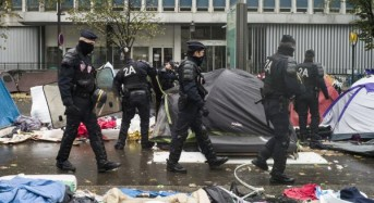 Thousands Calias 'Jungle' migrants relocated from Paris streets