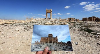 France commits $30 million to protect endangered cultural heritage