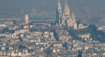 In pictures: Paris winter air pollution is worst in 10 years