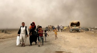 Providing life-saving humanitarian aid to Mosul residents 'difficult'