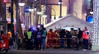 Islamic State group claims responsibility for Berlin truck attack