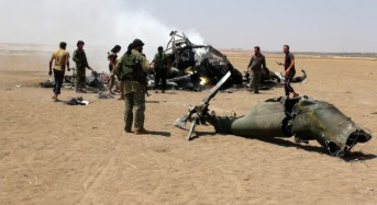 France, Britain push for helicopter ban, sanctions on Syria