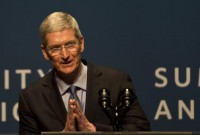 Apple sales slip, costing CEO Tim Cook's paycheck