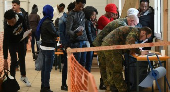 Germany says 2016 asylum seeker arrivals down two thirds