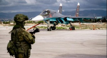 Russia, Turkey carry out joint bombings in Syria