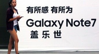 Samsung: Galaxy Note 7 fires caused by oversized, faulty batteries