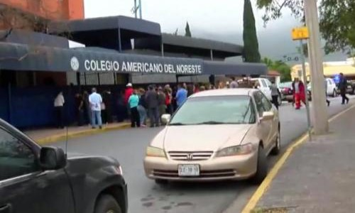 Student in Mexico shoots teacher, student, before turning gun on himself