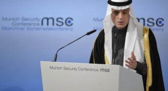 Saudi foreign minister makes rare Iraq visit, first in decades
