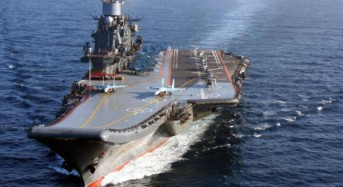 Russia to begin aircraft carrier upgrade this year