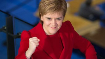 Scottish Parliament gives leader go-ahead for Brexit-inspired independence vote